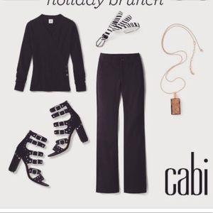 CABI Top Notch Trouser #3202R LIKE NEW! sz 6